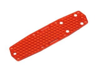 HobbyKing™ Color 250 Upper Deck Plate (Red)