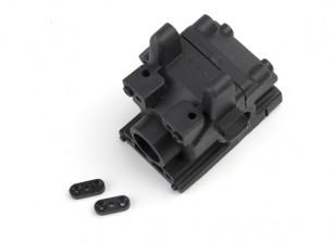 BSR Berserker 1/8 Electric Truggy - Gear Box Case 816203