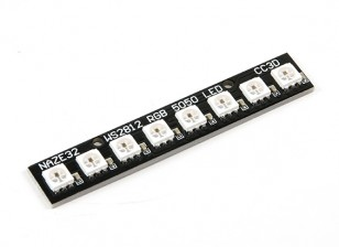 WS2812 LED Light Board for CC3D and Naze32