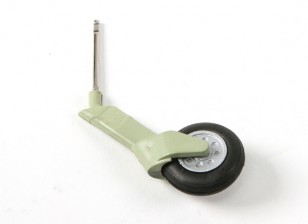 Durafly™ Spitfire Mk1a Tail Wheel and Strut