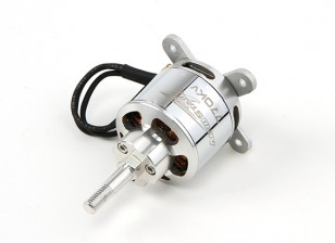 Durafly™ Spitfire Mk1a/Mk5/Bf.109e 3736-770kv Motor with Prop Adaptor and Mount