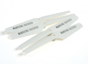 Nova Core M7 Spare propellers (2 x CW & 2 x CCW)