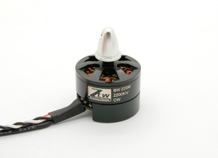 Black Widow 2206 2200KV With Built-In ESC CW