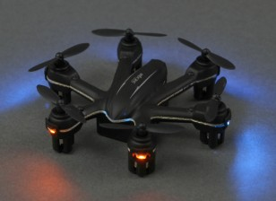 MJX X900 Nano Hexcopter With 6-Axis Gyro Mode 2 Ready To Fly (Black)