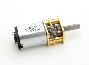 Brushed Motor 15mm 6V 20000KV w/ 298:1 Ratio Gearbox
