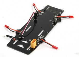 E-Turbine TB-250 Racing Quad - Spare Part - Bottom Plate