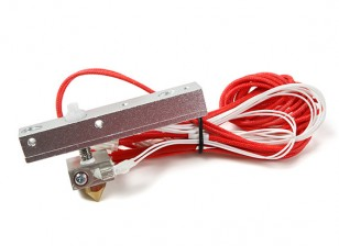 Print-Rite DIY 3D Printer - Nozzle with leads