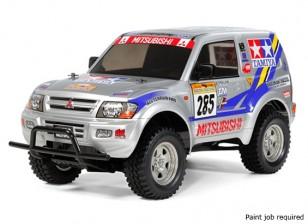 Tamiya 1/10 Scale Mitsubishi Pajero Rally Sport (CC-01 Chassis) 58602