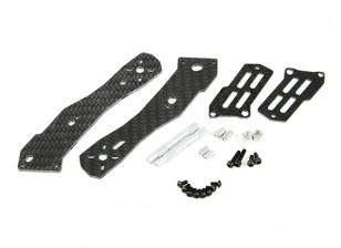 Tarot Half Carbon Rear Arm 2.5mm for TL250H Half Carbon Fiber Multi-rotors