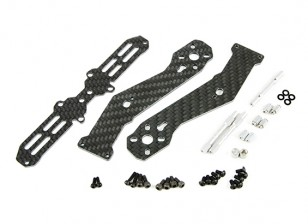 Tarot Half Carbon Front Arm 2.5mm for TL280H Half Carbon Fiber Multi-rotors