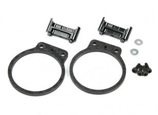 Tarot Motor Protection Set for TL280 Carbon Fiber (Black)