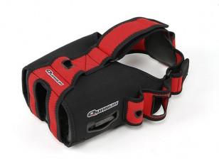 Quanum DIY FPV Goggle V2Pro Upgrade Glove (Red/Black)