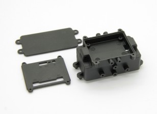 Battery Case (1pcs) - Basher RockSta 1/24 4WS Mini Rock Crawler
