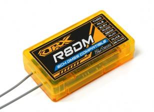 Orange R8DM 8Ch DMSS Receiver