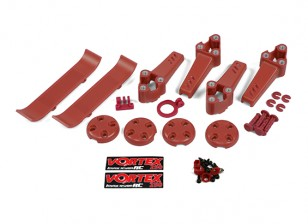 ImmersionRC - Vortex 250 PRO Pimp Kit (Red (Stock)
