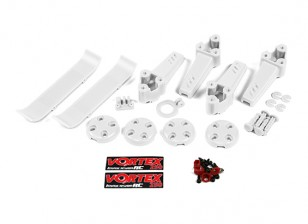 ImmersionRC - Vortex 250 PRO Pimp Kit (White)