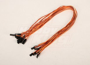 60CM Servo Lead Extention (JR) 26AWG (10pcs/bag)