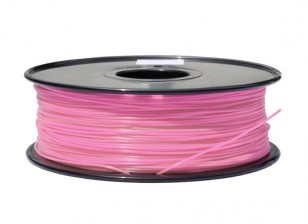 HobbyKing 3D Printer Filament 1.75mm PLA 1KG Spool (Pink)