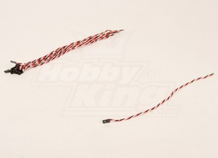 300mm Female 22AWG Twisted (10pcs/bag)