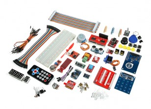 Raspberry Pi Pro Kit with IR Remote Control