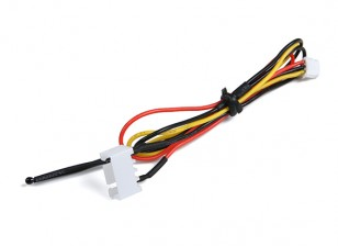 3Cell Flight Pack Voltage & Temperature Sensor for OrangeRx Telemetry system.