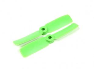 HobbyKing 3550 Bullnose PC Propellers (CW/CCW) Green (1 pair)
