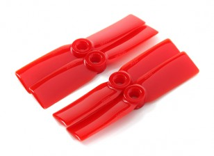 DYS T3030-R 3x3 CW/CCW(pair) - 2pairs/pack Red