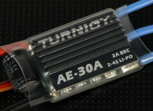 Turnigy AE-30A Brushless ESC