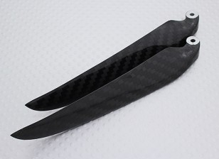 Folding Carbon Fiber Propeller 11x6 Black (CCW) (1pc)