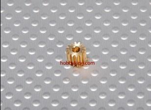Pinion Gear 2.3mm/0.4M 14T (1pc)