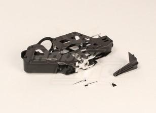 GT450PRO CF & Metal Main Frame Assembly (Belt Version)