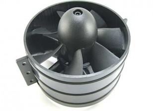 EDF Ducted Fan Unit 7 Blade 4inch / 102mm