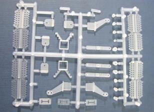 Plastic Parts Set 29pc (horn hinge)