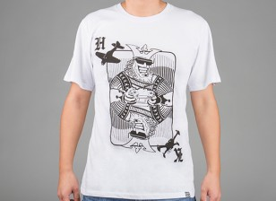 HobbyKing Apparel King Card Cotton Shirt (M)