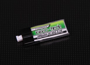 Turnigy nano-tech 300mah 1S 35c Lipo Pack (Suits FBL100 and Blade mCPx)