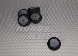 Light Foam Wheel Diam: 50, Width: 18.5mm (5pcs/bag)