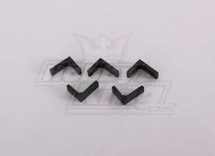 General Purpose L Bracket (5pcs/bag)