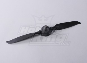 Folding Propeller W/Hub 45mm/4mm Shaft 11x8 (1pc)