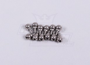 450 Size Heli Ball Ends (12pcs/set)