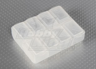 Parts Boxes (PP Transparent) (1pc/Bag)