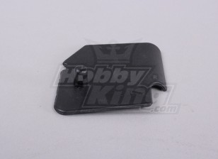 Plastic Guard Deflector (left) Baja 260 and 260s