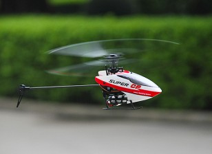 Walkera Super CP Flybarless Micro 3D Helicopter w/Devo 7E - Mode 2 (RTF)