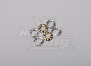 HK-500GT Thrust Bearing 12 x 5 x 4mm (Align part # H50004)
