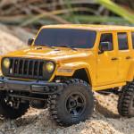 EAZYRC 1/18 (RTR) Arizona Scale 4x4 Rock Crawler Car (Yellow)