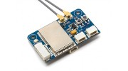 Turnigy X6B PWM/PPM/i-BUS/SBUS Receiver 6CH 2.4G AFHDS 2A Telemetry Receiver -bottom view