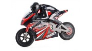 1/8 HKM390 On-Road Racing Motorcycle (Brushed) RTR - left