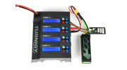 Turnigy Quad 4x6S Lithium Polymer Charger 400W DC Only - balance
