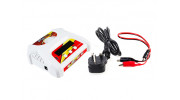 Turnigy P403 LiPoly / LiFe AC/DC Battery Charger (UK Plug) - contents