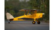 "H-King Cambridge Flying Groups de Havilland DH82a Tiger Moth 1400mm (55.1"") (ARF) - side"