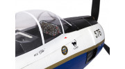 "Durafly T-28 Trojan Naval Aviation Centennial Edition 1100mm (43"") PNF - front right"
